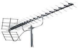 Triax Antenne med 100 Elementer