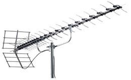 Triax Antenne med 100 Elementer